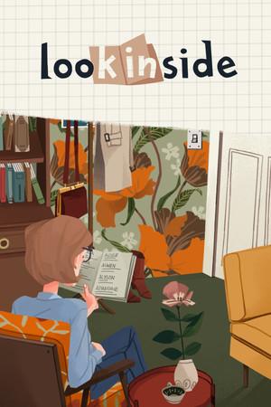 looK INside poster image on Steam Backlog
