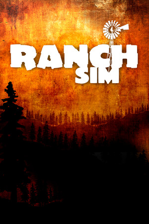 Ranch Simulator - The Realistic Multiplayer Agriculture Management Sandbox; Farm, Harvest, Hunt & Build poster image on Steam Backlog