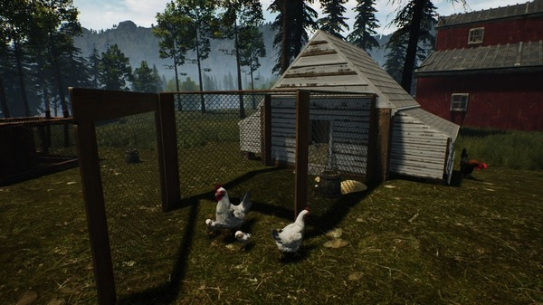 Ranch Simulator - The Realistic Farm Building and Agriculture Management Sandbox