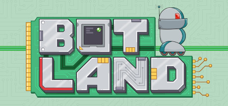 Bot Land on Steam