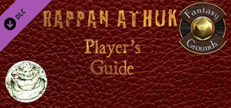 Fantasy Grounds - Rappan Athuk Player's Guide (Any)