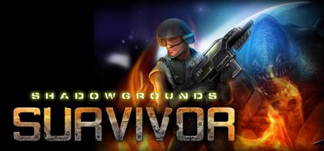 Game Banner Shadowgrounds Survivor
