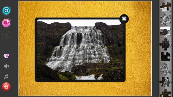 Waterfalls Jigsaw Puzzles (DLC)