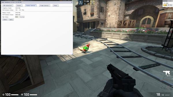 Game Dashboard