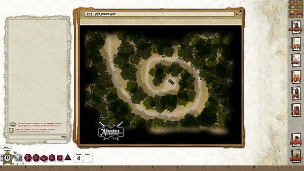 Fantasy Grounds - B01: Under His Skin (Savage Worlds) (DLC)
