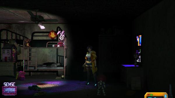 Sense A Cyberpunk Ghost Story-GoldBerg [CRACK]