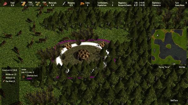 Clans To Kingdoms ScreenShot 2