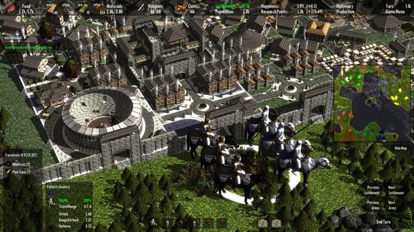 Clans To Kingdoms ScreenShot 1
