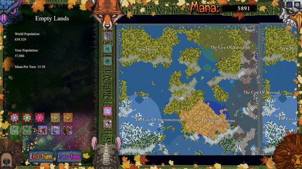 Gods of Havoc: Fall to Earth
