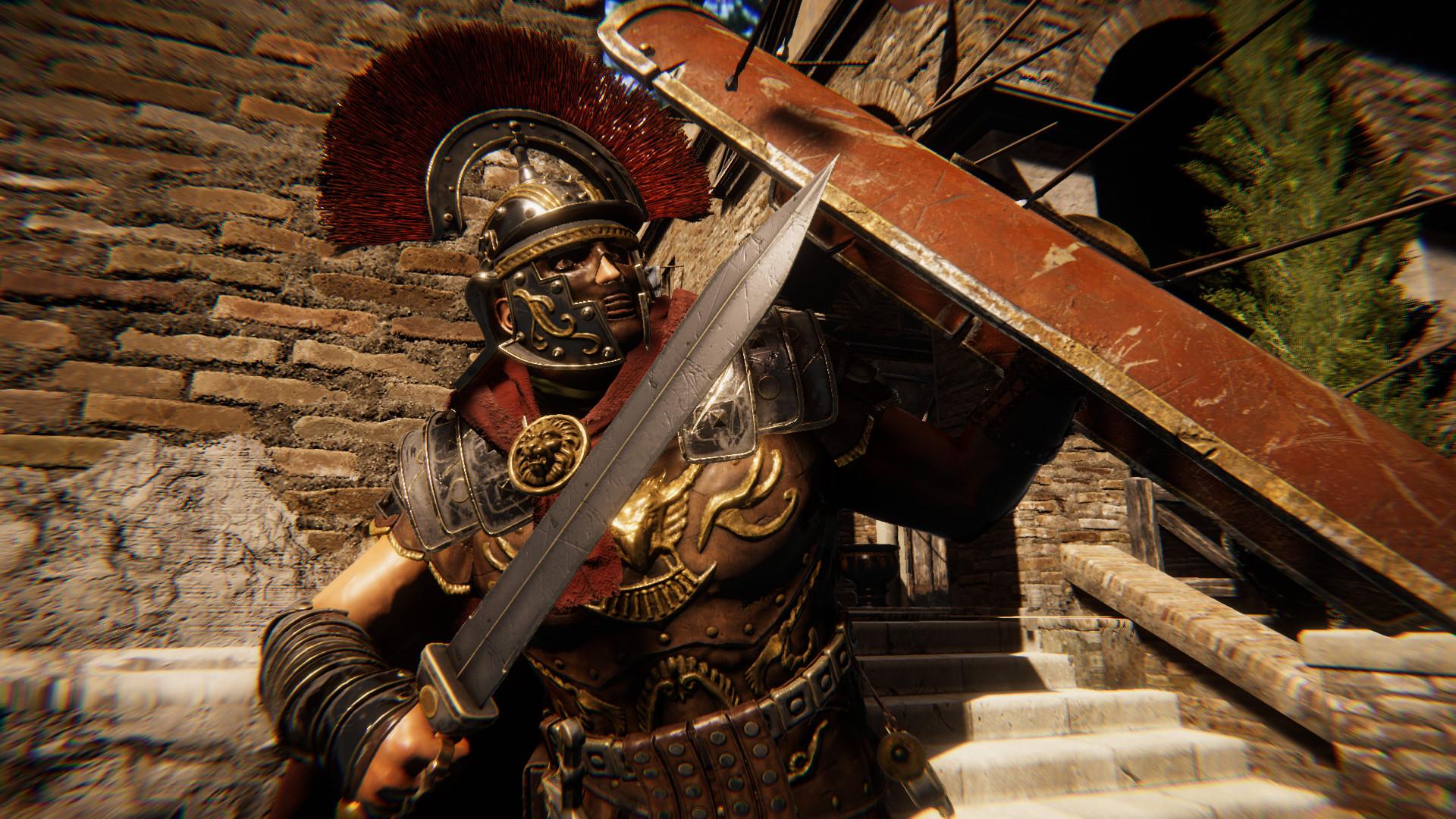 Roman Legion Games