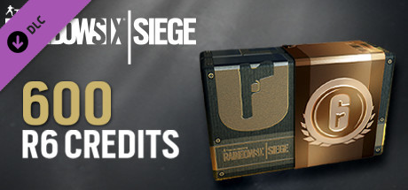 Rainbow Six Siege - 600 R6 Credits Pack Uplay Activation