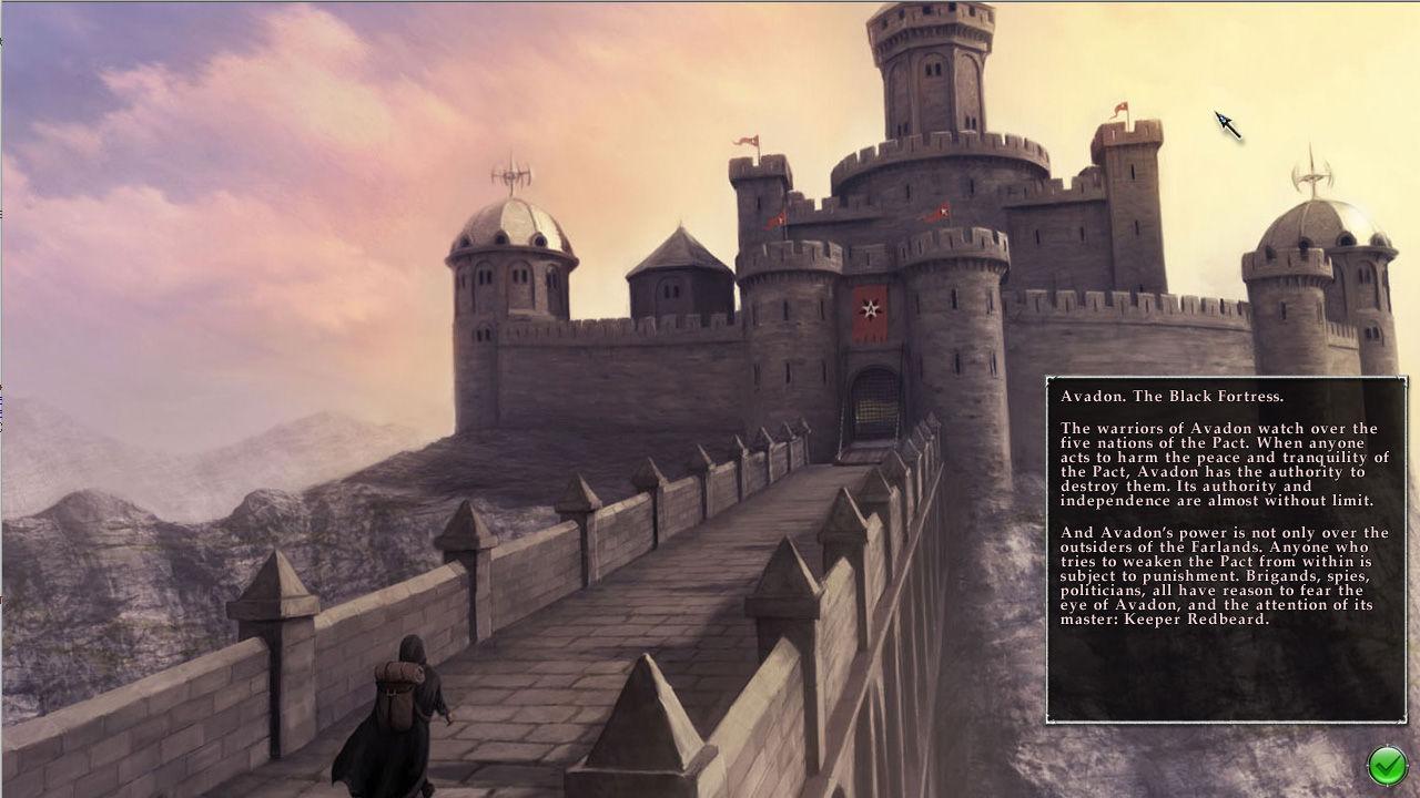 Avadon: The Black Fortress Screenshot 3