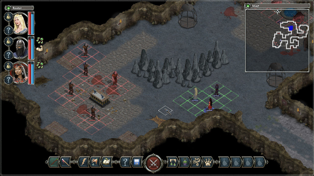 Avadon: The Black Fortress Screenshot 1