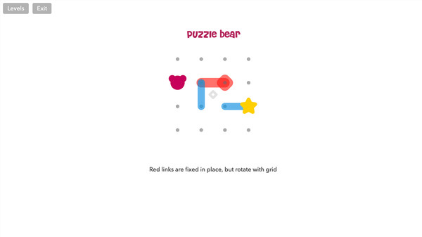 Puzzle Bear