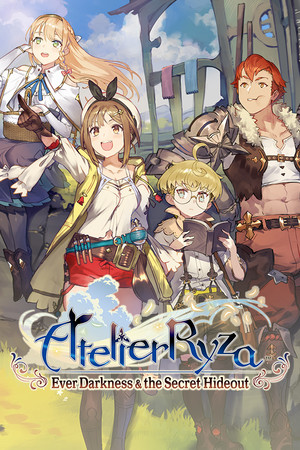 Atelier Ryza: Ever Darkness & the Secret Hideout poster image on Steam Backlog