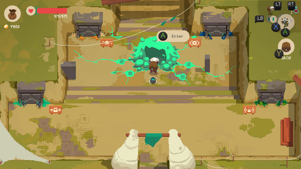 Moonlighter Between Dimensions ScreenShot 1