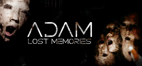 Adam  Lost Memories Capa