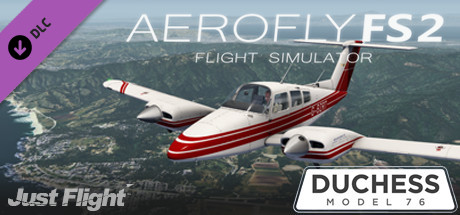 Aerofly FS 2 - Just Flight - Duchess on Steam