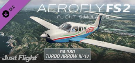 Aerofly FS 2 - Just Flight - Turbo Arrow III / IV on Steam