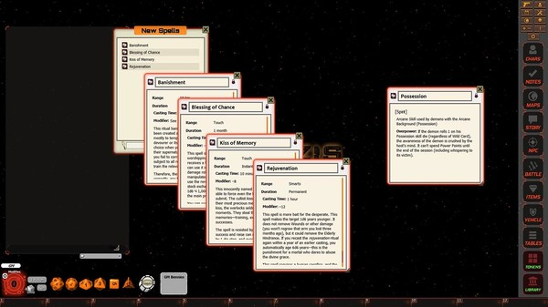 Fantasy Grounds - The Dark Creed: Cultists (Savage Worlds) (DLC)