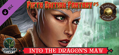 Купить Fantasy Grounds - Fifth Edition Fantasy #5: Into the Dragon's Maw (5E) (DLC)