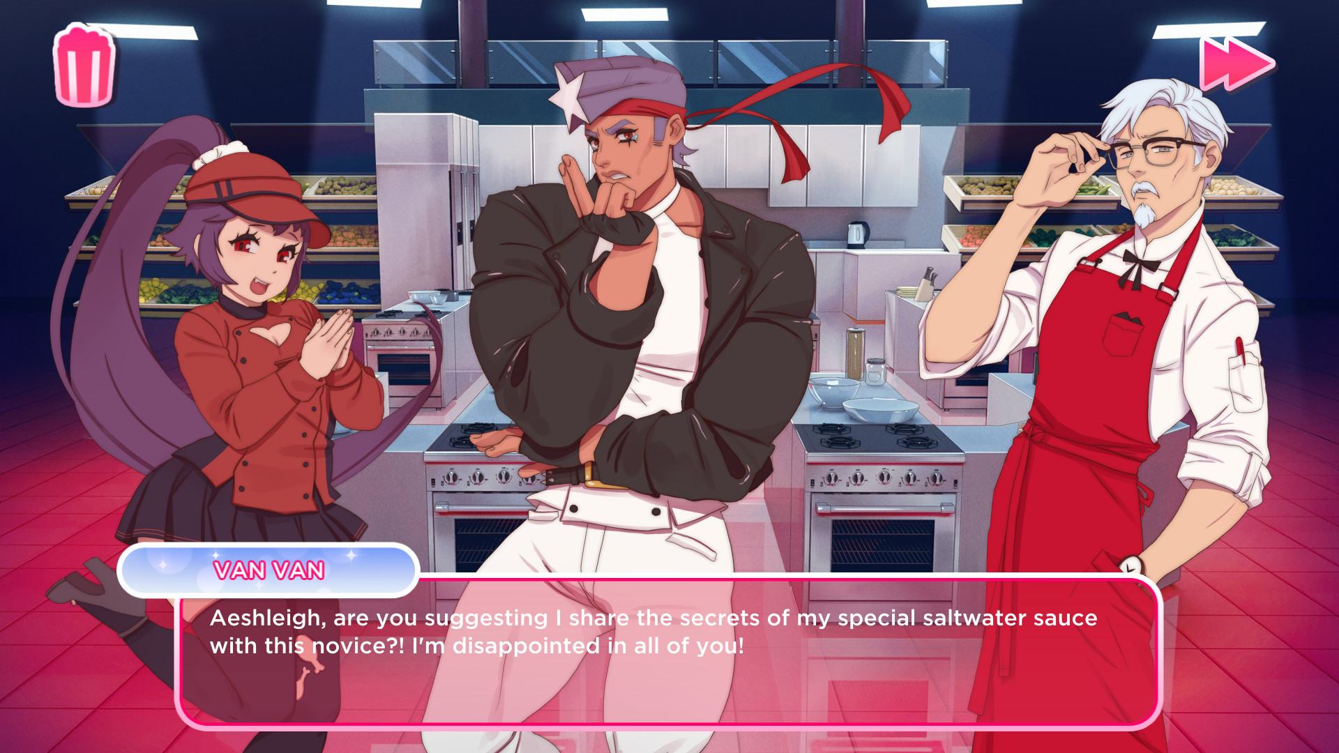 Dating Sims Mobiilipelit