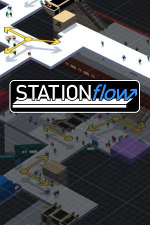 STATIONflow poster image on Steam Backlog