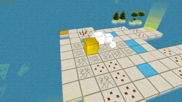 скриншот QUBIC: Hard Puzzles Pack #3 1