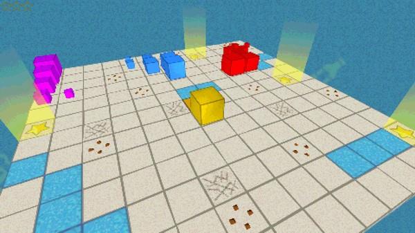 скриншот QUBIC: Hard Puzzles Pack #5 0