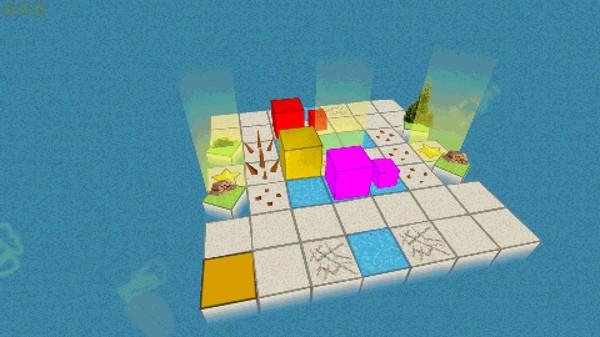 скриншот QUBIC: Tiny Pack #2 1