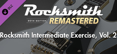 Rocksmith® 2014 Edition – Remastered – Rocksmith Intermediate Exercises Vol. 2