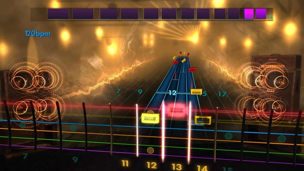 Скриншот №2 к Rocksmith® 2014 Edition – Remastered – Rocksmith Intermediate Exercises Vol. 2
