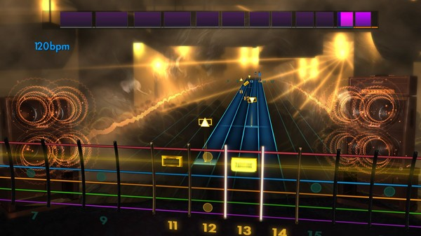 Скриншот №1 к Rocksmith® 2014 Edition – Remastered – Rocksmith Intermediate Exercises Vol. 2