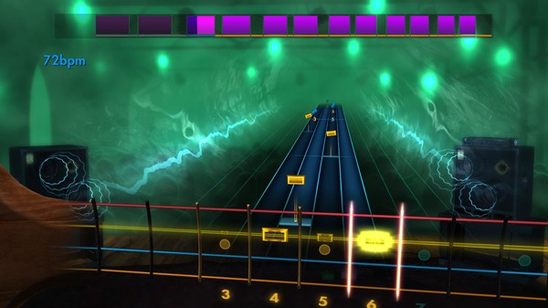 Скриншот №4 к Rocksmith® 2014 Edition – Remastered – Rocksmith Intermediate Exercises Vol. 2
