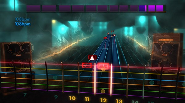 Скриншот №5 к Rocksmith® 2014 Edition – Remastered – Rocksmith Intermediate Exercises Vol. 2