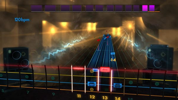 Скриншот №3 к Rocksmith® 2014 Edition – Remastered – Rocksmith Intermediate Exercises Vol. 2