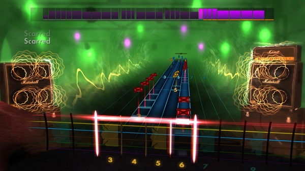 Скриншот №5 к Rocksmith® 2014 Edition – Remastered – Metal Mix Song Pack II