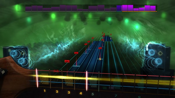 Скриншот №1 к Rocksmith® 2014 Edition – Remastered – Metal Mix Song Pack II