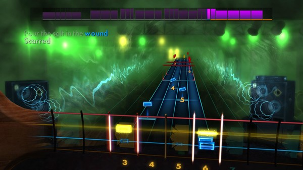 Скриншот №4 к Rocksmith® 2014 Edition – Remastered – Metal Mix Song Pack II