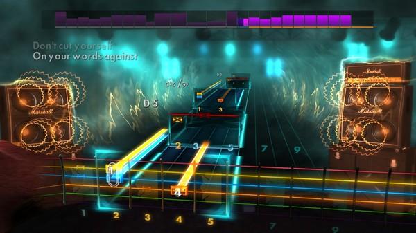 Скриншот №3 к Rocksmith® 2014 Edition – Remastered – Metal Mix Song Pack II