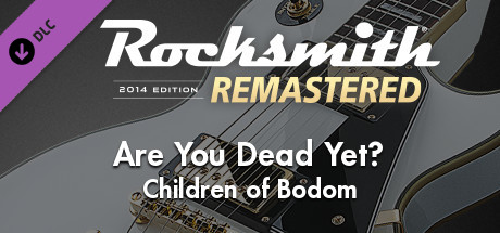 """Rocksmith® 2014 Edition – Remastered – Children of Bodom – """"Are You Dead Yet?"""""""