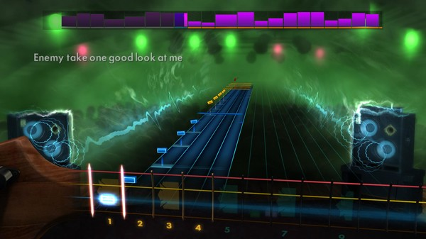 "Скриншот №5 к Rocksmith® 2014 Edition – Remastered – Children of Bodom - ""Are You Dead Yet?"""