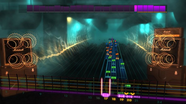 "Скриншот №2 к Rocksmith® 2014 Edition – Remastered – Children of Bodom - ""Are You Dead Yet?"""