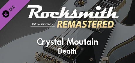 "Rocksmith® 2014 Edition – Remastered – Death – ""Crystal Mountain"""