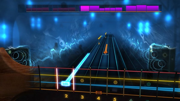 """Скриншот №2 к Rocksmith® 2014 Edition – Remastered – The Zombies - """"Time of the Season"""""""
