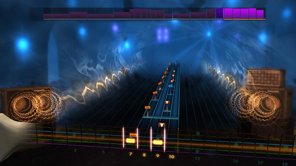 """Скриншот №3 к Rocksmith® 2014 Edition – Remastered – The Zombies - """"Time of the Season"""""""