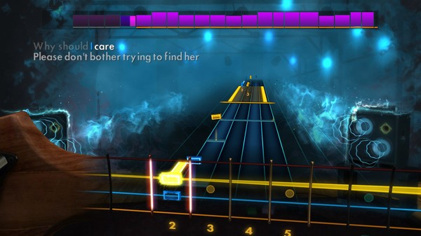 "Скриншот №5 к Rocksmith® 2014 Edition – Remastered – The Zombies - ""Shes Not There"""
