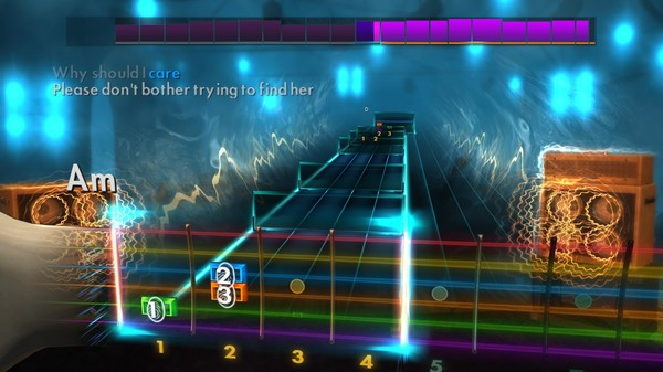 "Скриншот №4 к Rocksmith® 2014 Edition – Remastered – The Zombies - ""Shes Not There"""