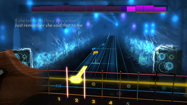 """Скриншот №5 к Rocksmith® 2014 Edition – Remastered – The Zombies - """"Tell Her No"""""""