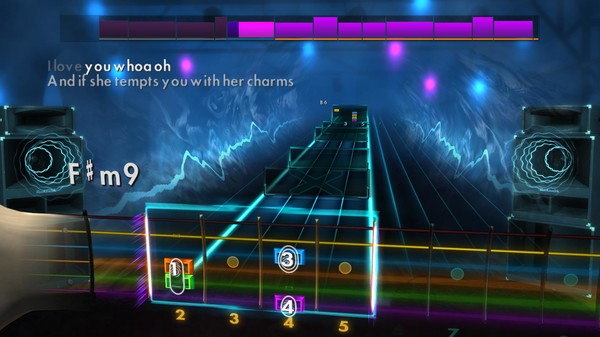 """Скриншот №1 к Rocksmith® 2014 Edition – Remastered – The Zombies - """"Tell Her No"""""""